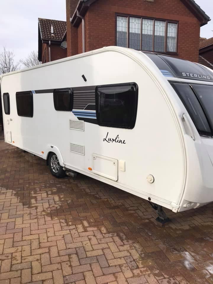 mobile caravan valet